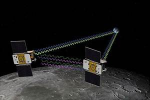 NASA - NASA's GRAIL Moon Twins Begin Extended Mission Science