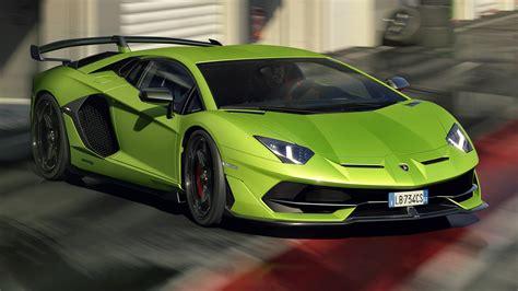 News - Lamborghini's Ring' King Aventador SVJ Hits Pebble ...