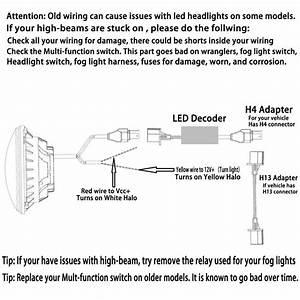 United Pacific Headlights Wiring Diagram