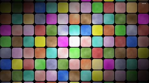 Colorful Rounded Squares Wallpaper Abstract Wallpapers HD Wallpapers Download Free Images Wallpaper [1000image.com]