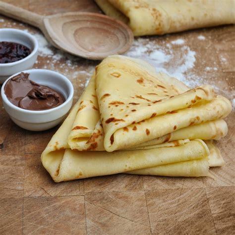 cuisine sans gluten sans lait recette des crepes recette de crepes sucrées aufeminin