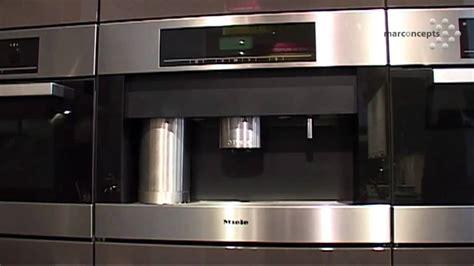 Miele Inbouw Koffiezetapparaat by Design Keuken Met Miele Apparatuur En Amerikaanse Koelkast