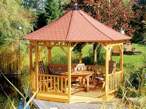 Garten Pavillon Holz by Gartenpavillon Aus Holz F 252 R Jeden Garten Archzine Net