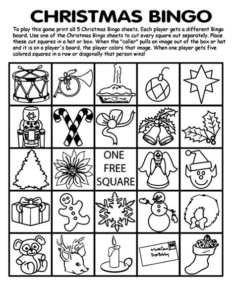 20 free printable christmas bingo cards. RetroFlirt: Christmas Bingo!