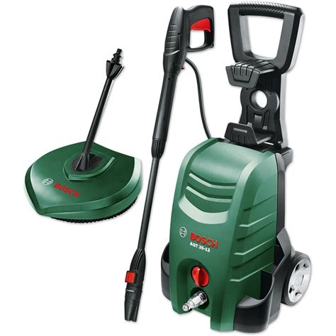 bosch aqt 35 12 plus pressure washer with patio cleaner