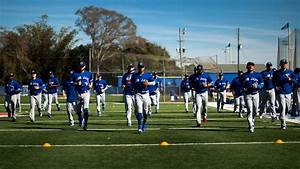 Jays drop Spring opener to the Braves 74  Sportsnetca