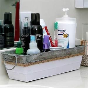 Make, A, Pretty, Bathroom, Counter, Organizer