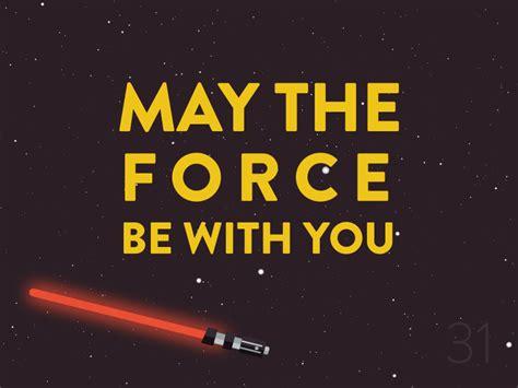 31/100: Star Wars Day by DeAndre Purdie on Dribbble