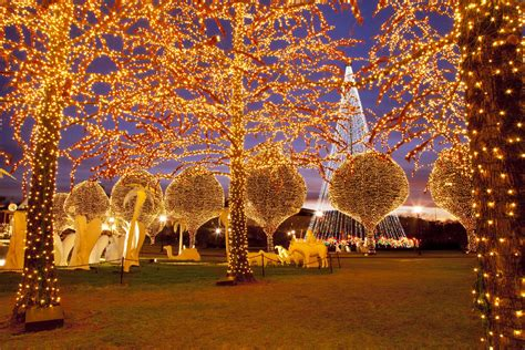 christmas lights of nashville where to see christmas lights in nashville