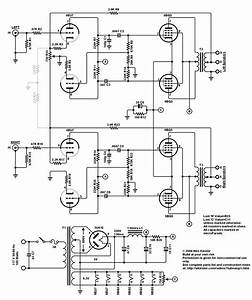 Vacuum Tube Valve Circuit Page 4   Audio Circuits    Next Gr