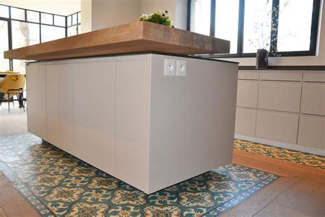 plan de travail central cuisine plan de travail pour ilot central cuisine maison design