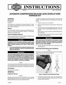 Automatic Compression Release  Acr  Overlay Wire