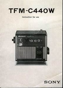 Details About Original Factory Sony Tfm
