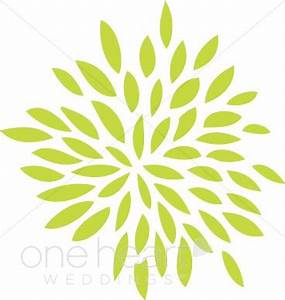 Lime Green Flower Clipart | Flower Clipart