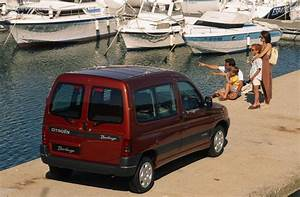 Citroen Berlingo Specs - 1996  1997  1998  1999  2000  2001  2002