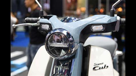 Honda Cub C125 Backgrounds by Honda Motorcycle Thailand Impremedia Net