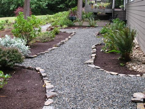 crushed granite landscaping ideas best 20 crushed stone ideas on pinterest