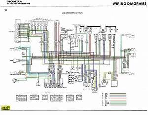 Wiring Diagrams For 750 Honda Shadow 2012