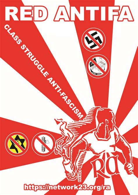 Posters - Red Antifa