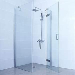 Rahmen 80 X 120 : duschabtrennung luma 80 x 120 x 195 cm ~ Bigdaddyawards.com Haus und Dekorationen