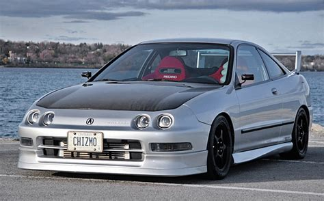 1996 Acura Integra Lsvtec Turbo  Gtcarz Automotive