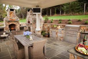 Round Bar Table And Stools by Outdoor Patio Design Ideas Patio Mediterranean With