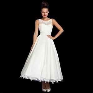 vintage wedding dresses a trusted wedding source by dyalnet With tea length vintage wedding dresses