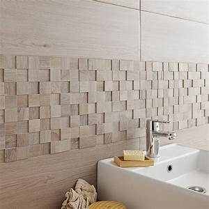 10 idees pour decorer sa salle de bains du sol au plafond for Carrelage adhesif salle de bain avec led plafond leroy merlin