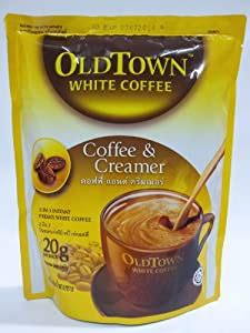 If your goal is weight loss, then your coffee creamer should not contain trans fats, artificial chemicals, excessive sugar, or fillers such as carrageenan. Old Town Instant 2 in 1 Premix White Coffee Powder No ...