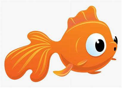 Fish Goldfish Clipart Cracker Transparent Pngitem Pngkin