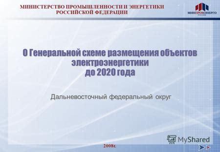 Электроэнергетика россии uchisb . основные характеристики российской электроэнергетики . министерство энергетики