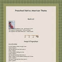 native american theme preschool preschool pearltrees 847