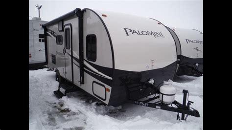 palomini bh luxury ultra lite travel trailer