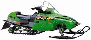 2003 Arctic Cat Z570 Parts Manual