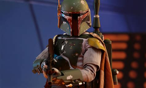 Star Wars Boba Fett Sixth Scale Figure By Hot Toys