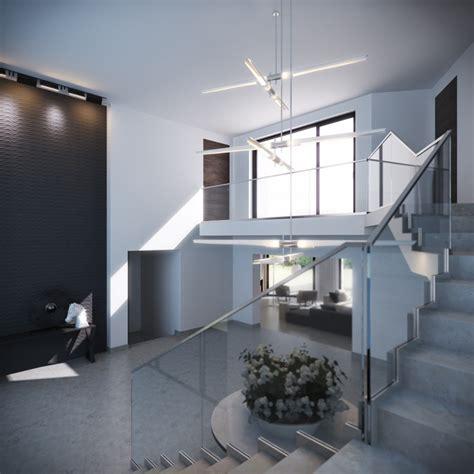 Calming Modern Interiors by Calming Modern Interiors