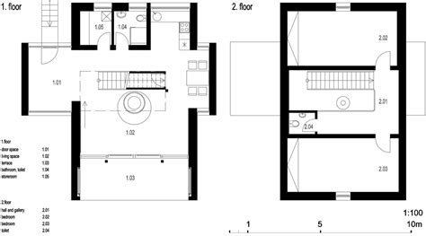Modern Small House Design Plans