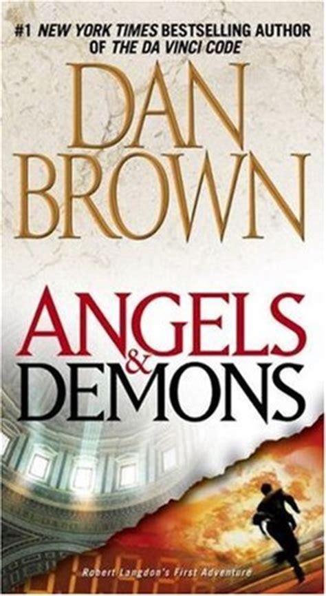 angels demons robert langdon    brown