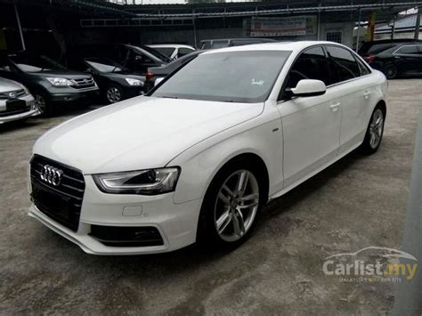 how it works cars 2012 audi a4 auto manual audi a4 2012 tfsi s line 1 8 in selangor automatic sedan white for rm 126 800 3100439 carlist my