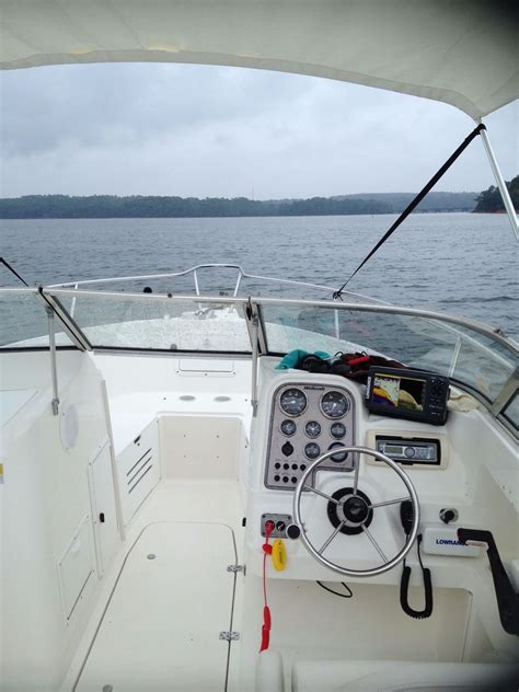 Sportsman Boats Usa by Wellcraft 210 Sportsman Boat For Sale From Usa
