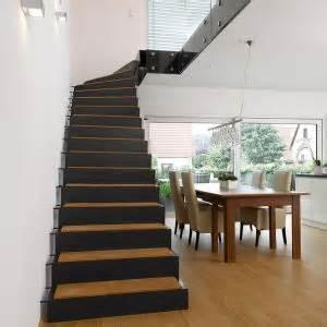 treppen bielefeld kombination holz stahl treppen treppenbau holztreppen metalltreppen steintreppen