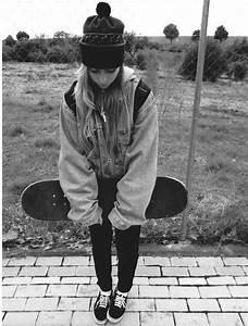 skate tumblr girl - Buscar con Google   Fotos Para Recrear ...