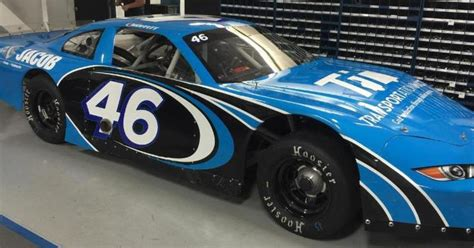grandson  richard petty   stock car debut  late