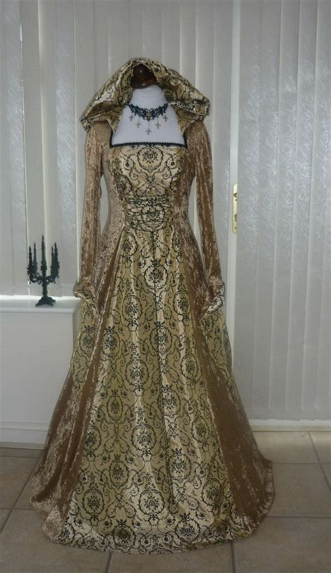 medieval ball gowns