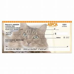 aspca r cats checks checks in the mail With aspca address labels