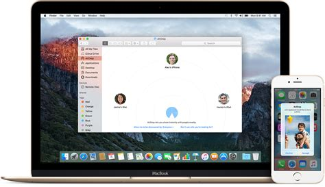 how to run iphone apps on mac use airdrop to send content from your mac apple support