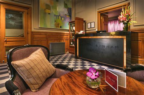 The Bonham In Edinburgh, Scotland