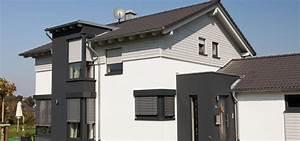 Fassadengestaltung Holz Und Putz : fassadenarten haus bauen mit loth haus ~ Michelbontemps.com Haus und Dekorationen