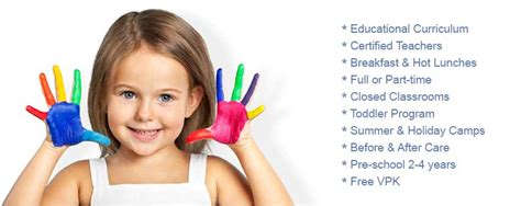 day care center after school programs boynton fl 981   all included child care
