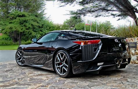Lexus Lfa Wallpapers, Pictures, Images